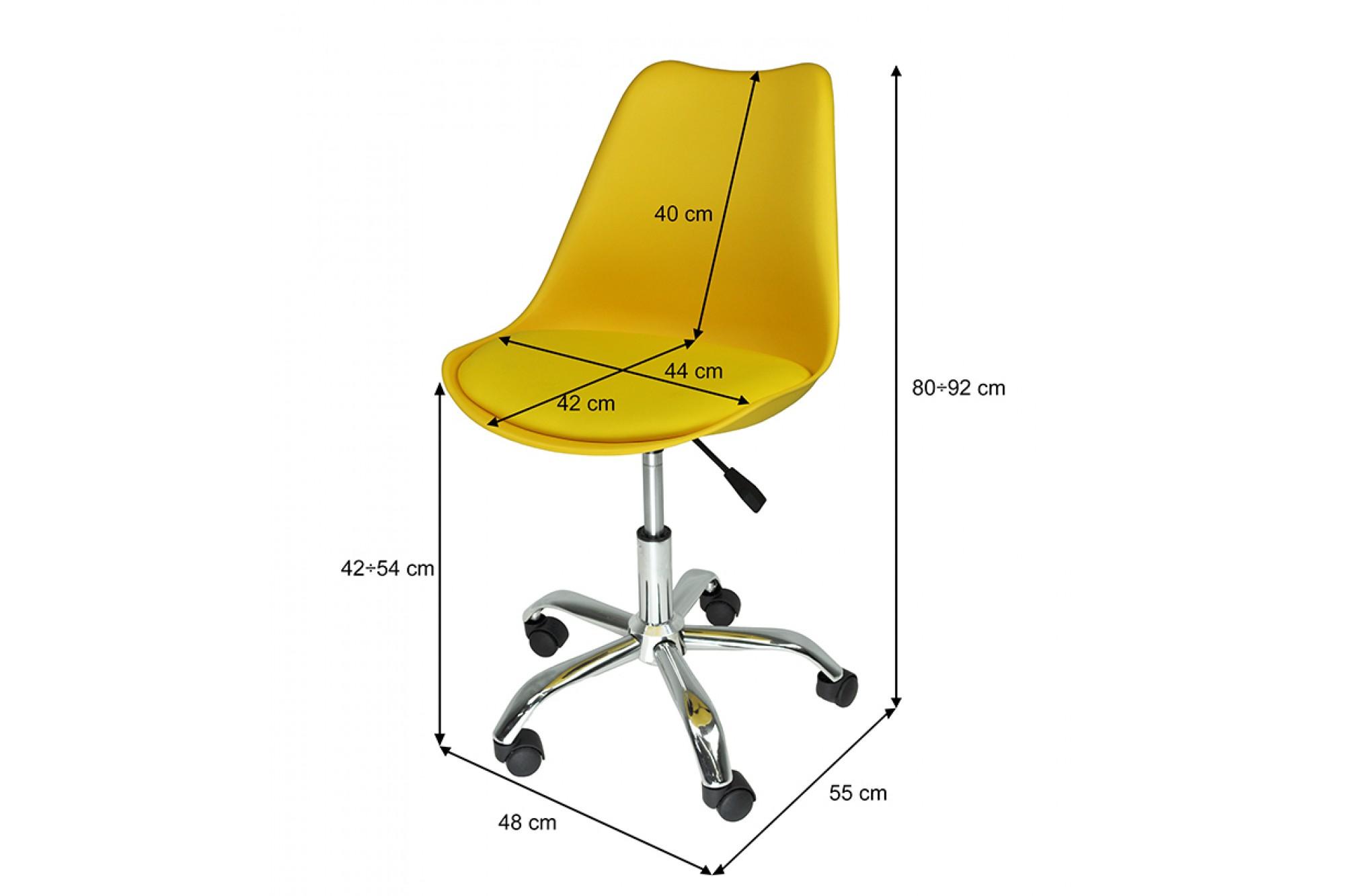 ingombro sedia da ufficio