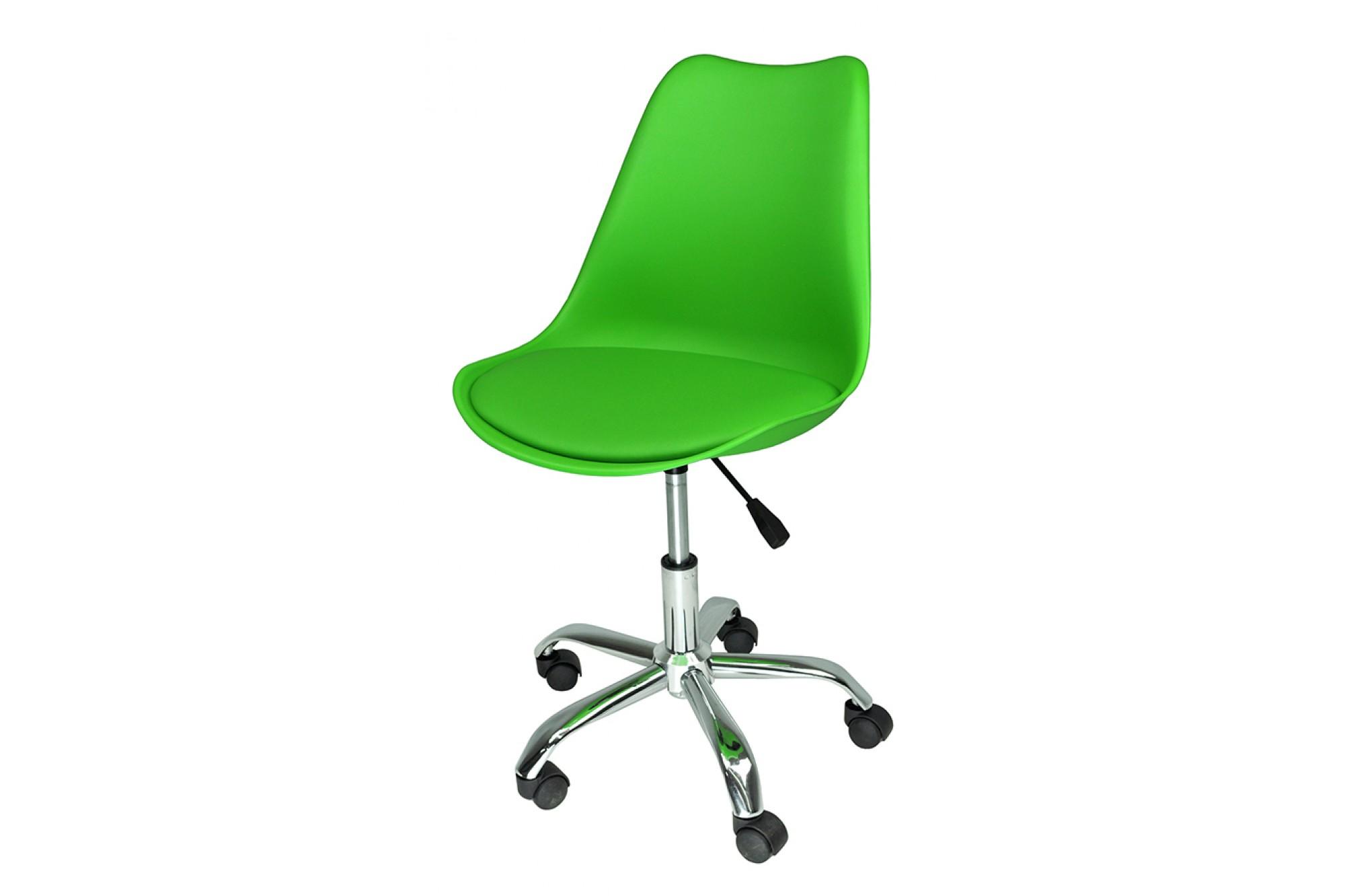 Sedia da scrivania con rotelle girevole per ufficio e ...