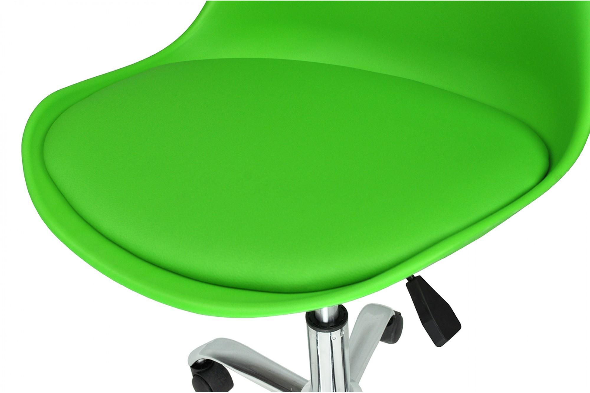 Sedia Da Ufficio Girevole Sedia Da Scrivania Verde Con Rotelle Mod Sally Samira Italia