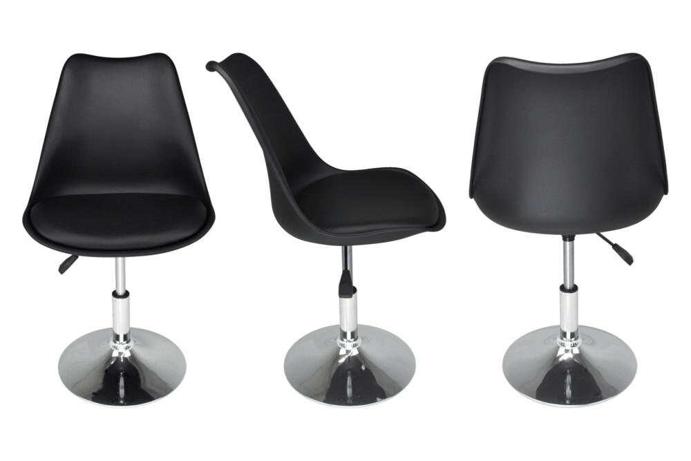 Sedia girevole con altezza regolabile mod. MIX Mix