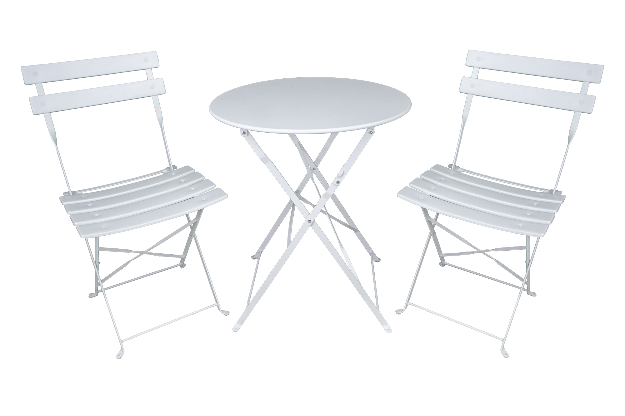 Set tavolo e sedie da giardino pieghevoli, set tavolo e ...